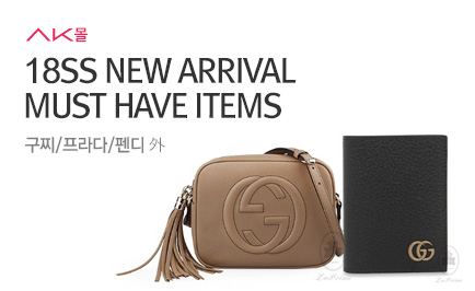 18SS NEW ARRIVAL MUST HAVE ITEMS 배너이미지12